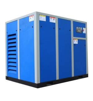 100 HP Rotary Screw Air Compressors offering 459 CFM @ 125 PSI