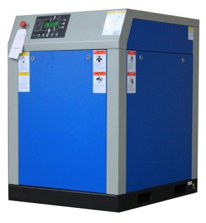 15 HP Rotary Screw Air Compressors offering 59 CFM @ 125 PSI