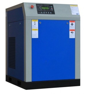 20 HP Rotary Screw Air Compressors offering 80 CFM @ 125 PSI