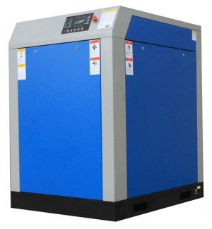 40 HP Rotary Screw Air Compressors offering 165 CFM @ 125 PSI