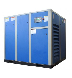 75 HP Rotary Screw Air Compressors offering 328 CFM @ 125 PSI